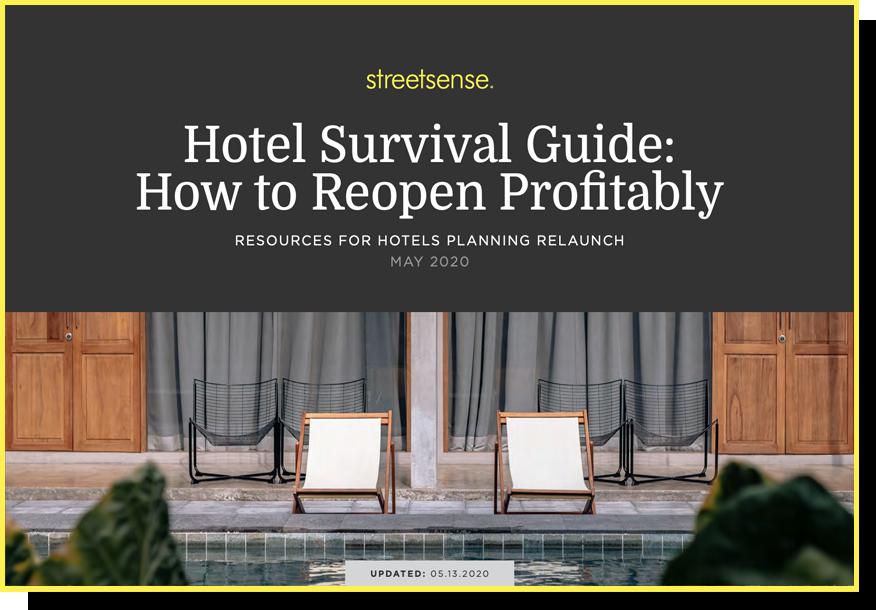 Streetsense - Hotel Survival Guide Previes